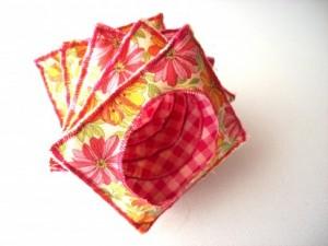 Bracelet textile Tchaï Walla