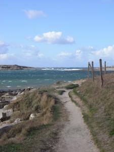 Ile Grande - Sur le sentier des douaniers