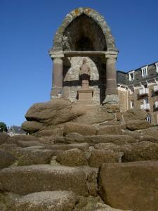 Côte de Granit Rose - L'oratoire de Saint Guirec