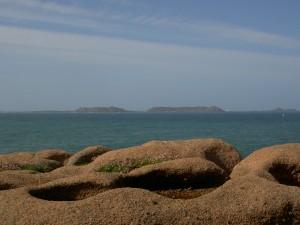 Côte de Granit Rose - les 7 Iles