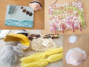 Pense-bête en cours de création -  Accessoires et décorations