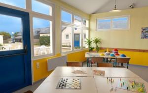 Le centre du Baly - Salle de classe 2