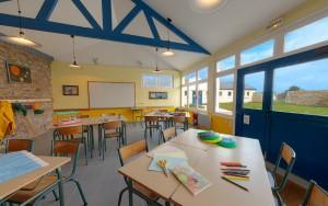 Le centre du Baly - Salle de classe