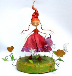 Veilleuse La semeuse de rêves - Au Petit Bazartistik