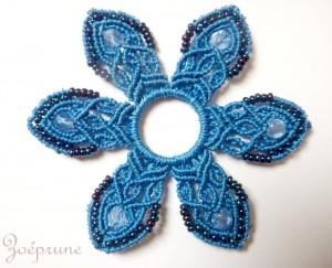 Création textile La Noueuse d'Atours
