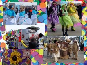 Carnaval Ile Grande 2016 1