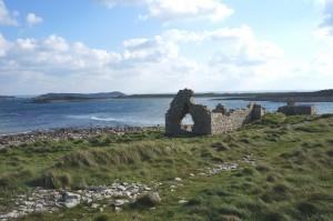 Ile Grande - Ruines de Toul ar Staon 3