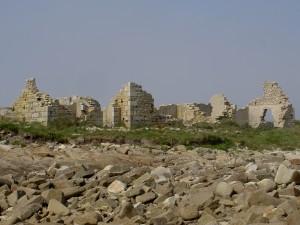 Ile Grande - Ruines de Toul ar Staon 2