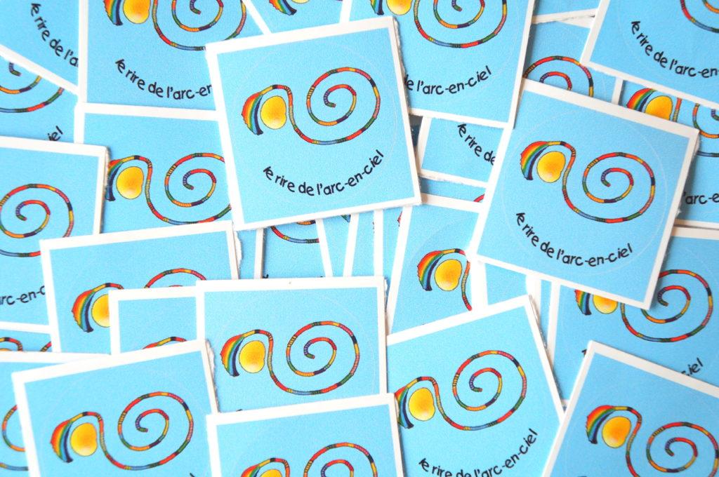 Les nouveaux stickers